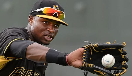 Gregory Polanco dominated Triple-A for the Pittsburgh Pirates.