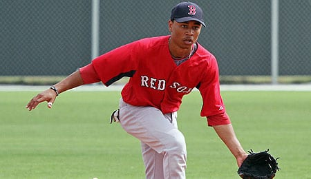 Mookie Betts has been drawing attention for his play at Triple-A for the Boston Red Sox.