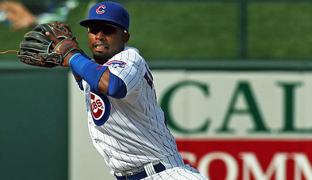 Arismendy Alcantara has already shown versatility for the Chicago Cubs.
