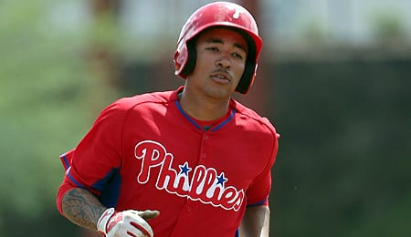 J.P. Crawford is headed to the Futures Game for the Philadelphia Phillies.