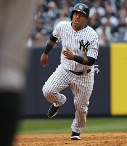 Yangervis Solarte has been optioned by the New York Yankees.