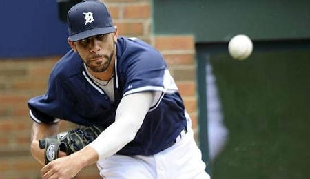 David Price was recently traded to the Detroit Tigers.