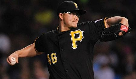 Vance Worley continues to roll for the Pittsburgh Pirates.