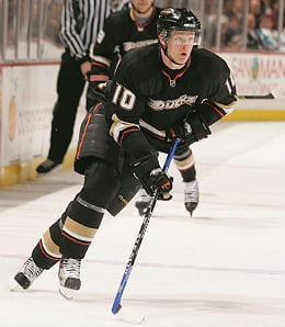 Corey Perry remains a scoring star for the Anaheim Ducks.