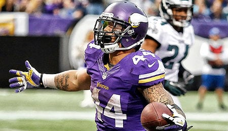 Matt Asiata has been a lifesaver for the Minnesota Vikings.