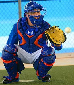 Travis_d'Arnaud gave the New York Mets hope with his play this season.