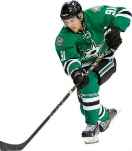 Dallas Stars paid handsomely for Tyler Seguin.
