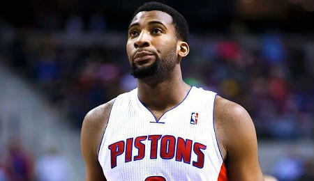 Andre Drummond is a rebounding beast for the Detroit Pistons.