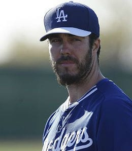 Dan Haren has undergone surgery for the Los Angeles Dodgers.