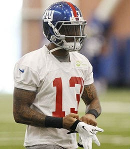 Odell Beckham Jr. has a golden opportunity for the New York Giants.