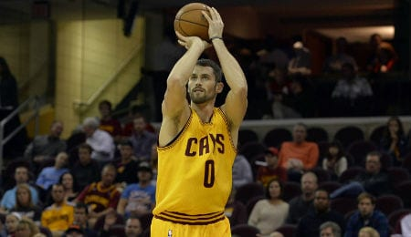 Kevin Love has been a key addition to the Cleveland Cavaliers.