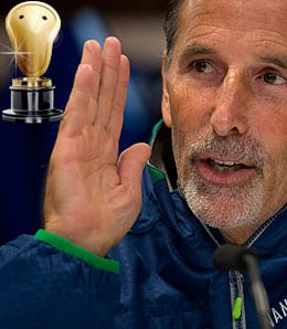 John Tortorella of the Vancouver Canucks may have played a role in a brawl.