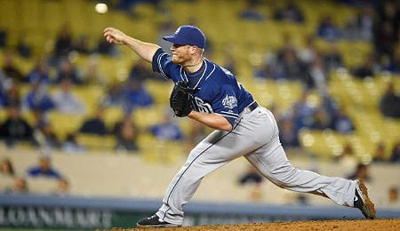 Craig Kimbrel is dominating for the San Diego Padres