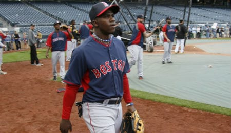 Rusney Castillo is one of a couple of Cuban stars waiting to leave his mark on the Boston Red Sox.