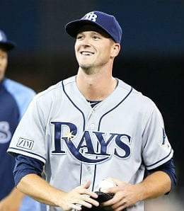 Drew Smyly may still pitch again for the Tampa Bay Rays this season.