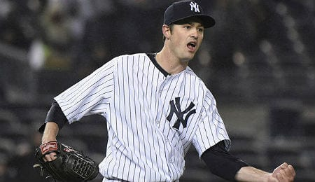 Andrew Miller has landed on the DL for the New York Yankees.