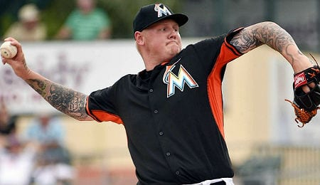 Mat Latos will help improve the Los Angeles Dodgers rotation.