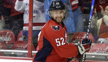 Mike Green has joined the Detroit Red Wings.