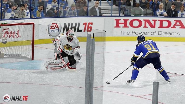 NHL '16