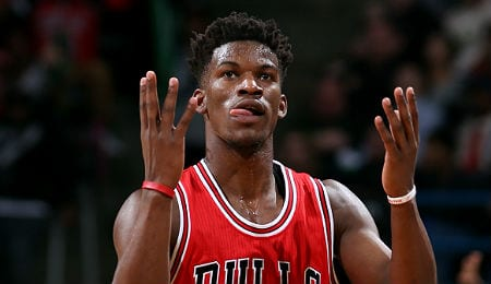 Jimmy Butler is poised for greatness for the Chicago Bulls.