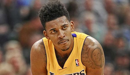Nick Young is providing offense for the Los Angeles Lakers.