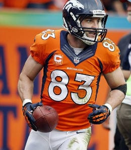 Wes Welker is trying out for the New York Giants.