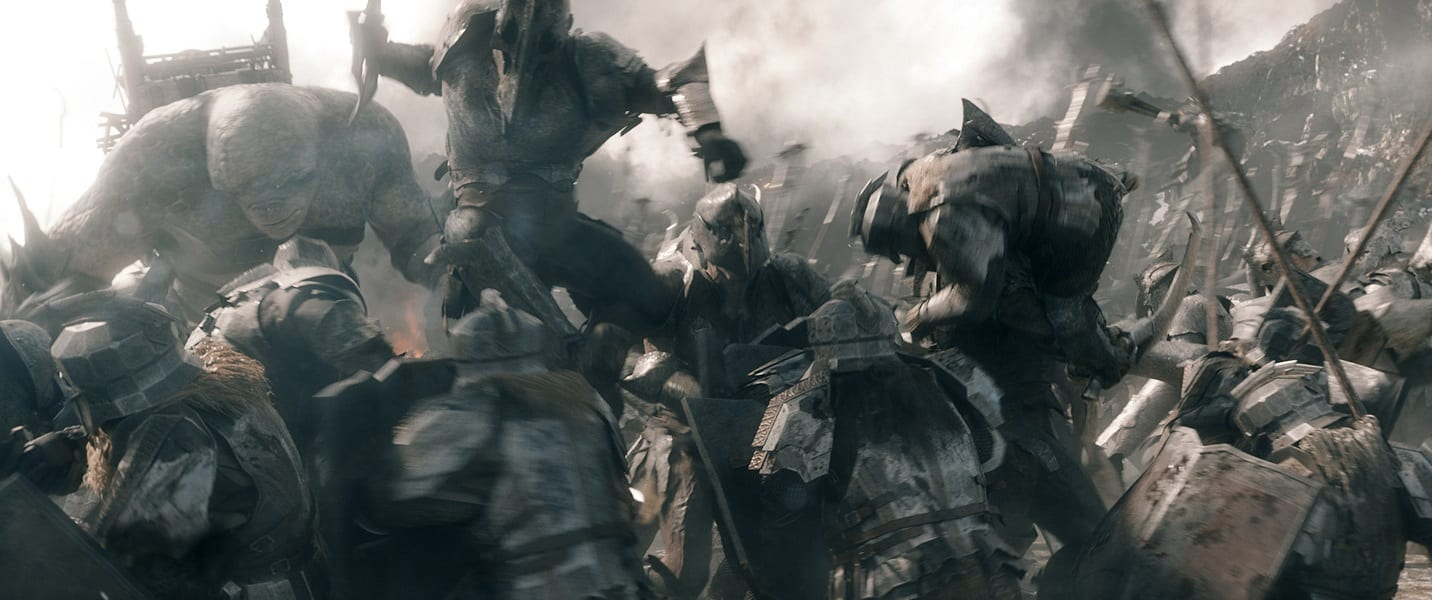 Five Armies Extended