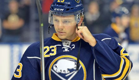 Sam Reinhart is off to a nice start for the Buffalo Sabres.