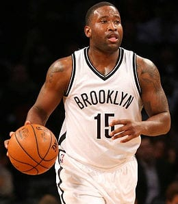 Donald Sloan has taken over as the starter for the Brooklyn Nets.