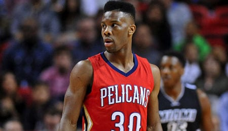 Norris Cole has struggled for the New Orleans Pelicans this season.