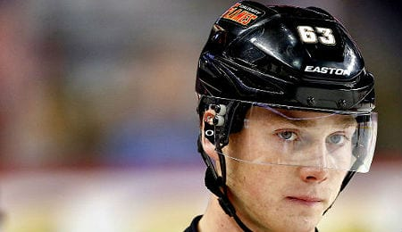 Sam Bennett is heating up for the Calgary Flames.