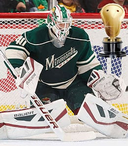 Devan Dubnyk made a great comeback with the Minnesota Wild.