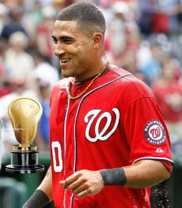 Ian Desmond really screwed Fantasy owners for the Washington Nationals.