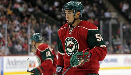 Matt Dumba is starting to develop into a force for the Minnesota Wild.