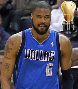 Tyson Chandler enjoyed a big comeback for the Dallas Mavericks.
