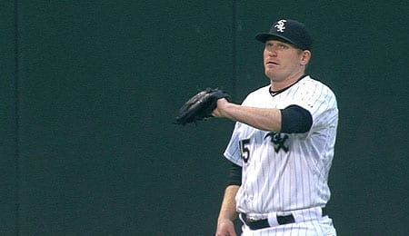 Erik Johnson has been traded by the Chicago White Sox.