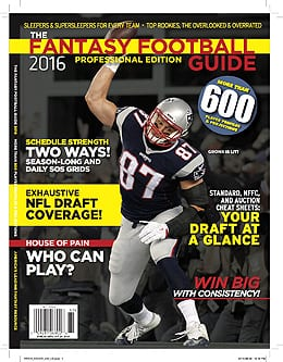 2016 Fantasy Football Guide