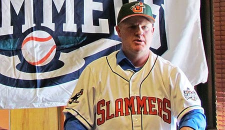 Jeff Isom guided the Joliet Slammers to the playoffs.