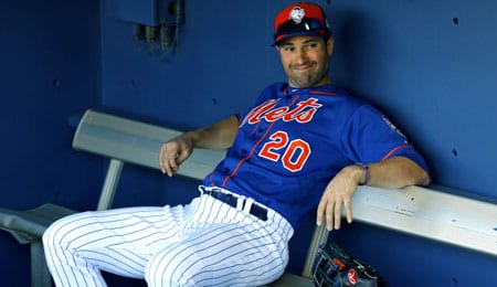 Neil Walker is out for the season for the New York Mets.