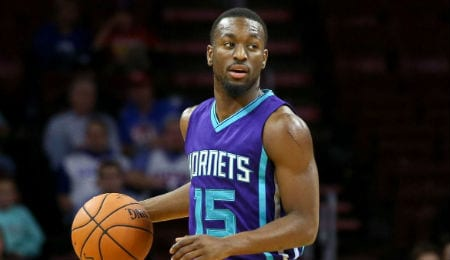 Kemba Walker has been studly for the Charlotte Hornets.