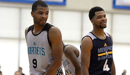Andrew Harrison has been recalled by the Memphis Grizzlies