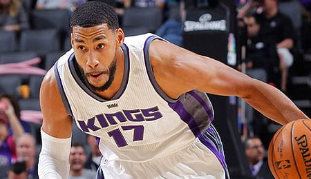 Garrett Temple is providing leadership for the Sacramento Kings.