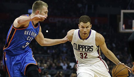 Domantas Sabonis is starting to come into his own for the Oklahoma City Thunder.