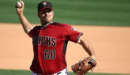 J.J. Hoover is pitching quality innings for the Arizona Diamondbacks.