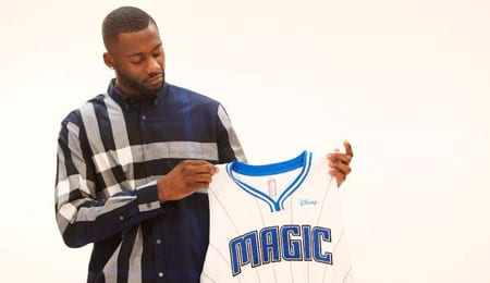Jonathon Simmons landed on the Orlando Magic.