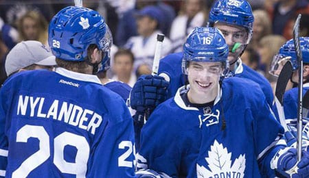 Mitch Marner has become an integral part of the Toronto Maple Leafs.