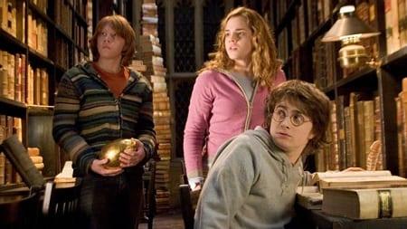Harry Porter Years 1-4