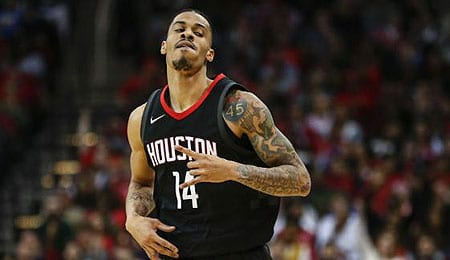 Gerald Green has immediately become a big factor for the Houston Rockets.