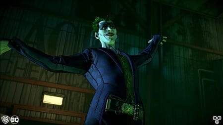 Batman: The Enemy Within - Episode 5