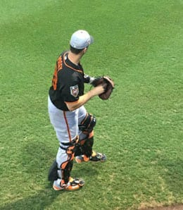 Buster Posey is an on-base machine for the San Francisco Giants.